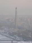 The Juche Tower, Pyongyang.